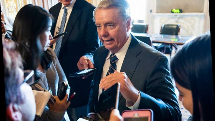 Lindsey Graham says he's open to impeachment if proof of quid pro quo emerges