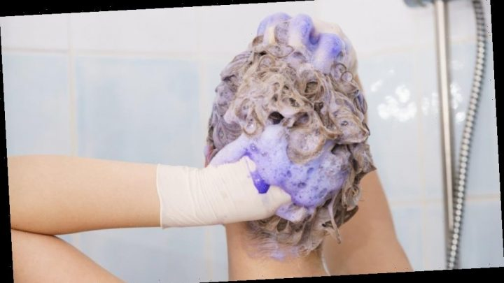 What is purple shampoo, and when should you use it?