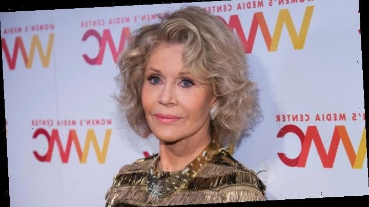 Jane Fonda Arrested in D.C. During Climate Change Protest
