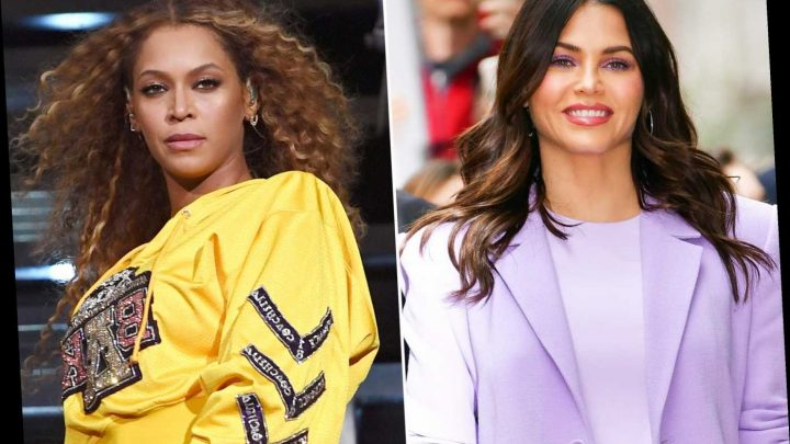 Jenna Dewan Shades Beyoncé's Strut 'Back in the Day' But Says She Now 'Walks Perfectly'