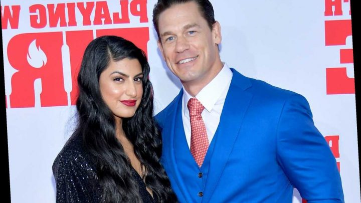 John Cena makes red carpet debut with girlfriend Shay Shariatzadeh