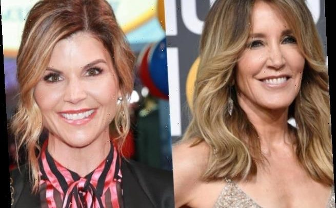 Felicity Huffman Refused to Talk to Lori Loughlin Before Prison