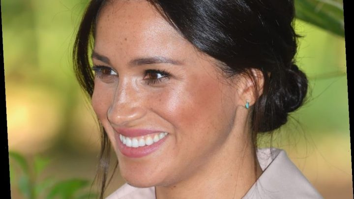 Meghan Markle Quietly Sends Another Message With Prince Harry's Letter