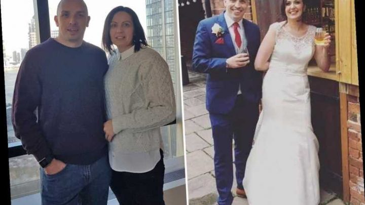 Bride and groom's honeymoon ruined after they and FIFTY wedding guests are struck down by salmonella-infected hog roast – The Sun