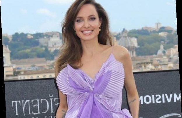 Every Time Angelina Jolie Proved She's a Style Queen