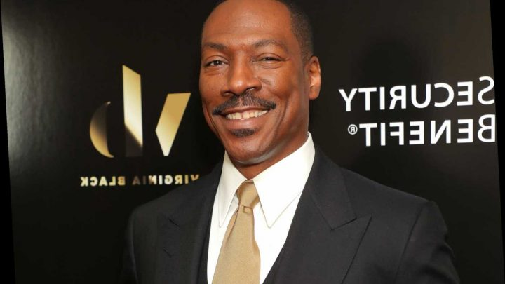Eddie Murphy Admits He 'Cringes' at Some of His Old Stand-Up Material as He Prepares for Return