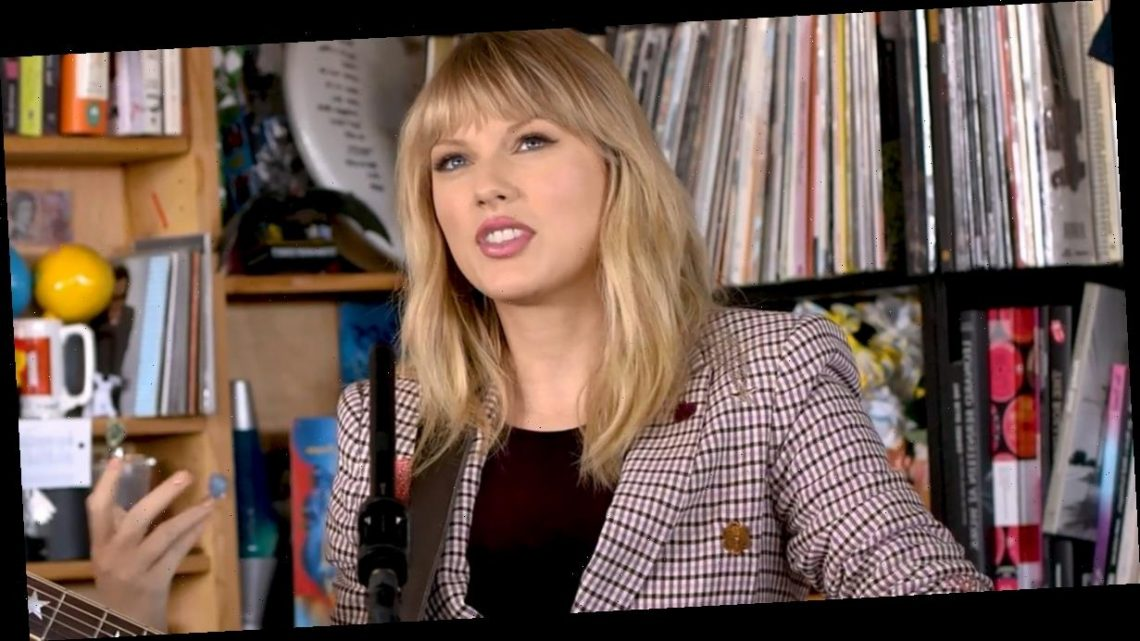 Taylor Swift Reveals Question That Will 'Deteriorate' Her 'Mental Health'