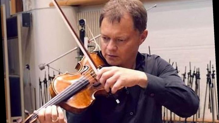 'Devastated' violinist appeals for help after leaving 310-year-old instrument worth £250,000 on train – The Sun