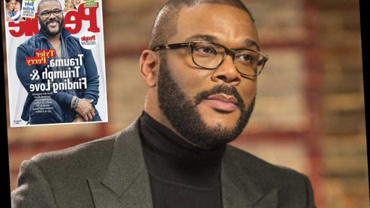 How Tyler Perry Forgave His Abusive Father and Healed from His Traumatic Childhood