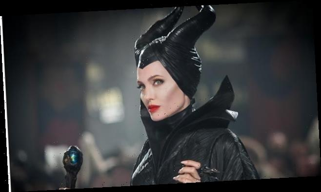 Maleficent Mistress Of Evil Narrowly Beats Joker To Top