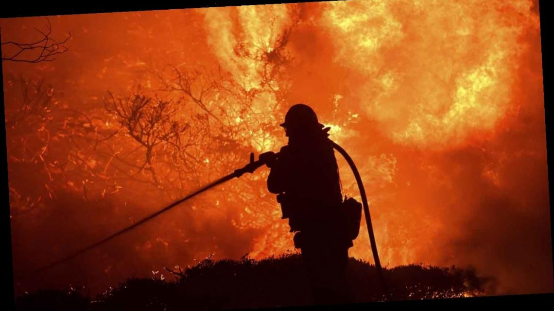 California fires prompt emergency evacuation order affecting thousands in LA, outskirts