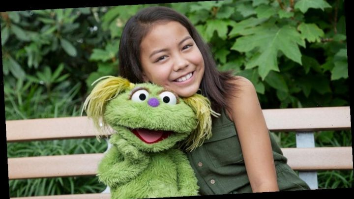 'Sesame Street' takes on tough issues as Muppet's mom battles drug addiction