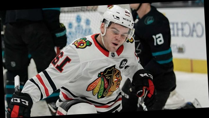 San Jose Sharks at Chicago Blackhawks odds, picks and betting tips