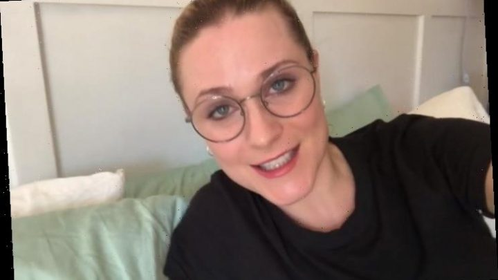 Evan Rachel Wood Celebrating as Her Proposed Domestic Violence Bill Gets Signed Into Law