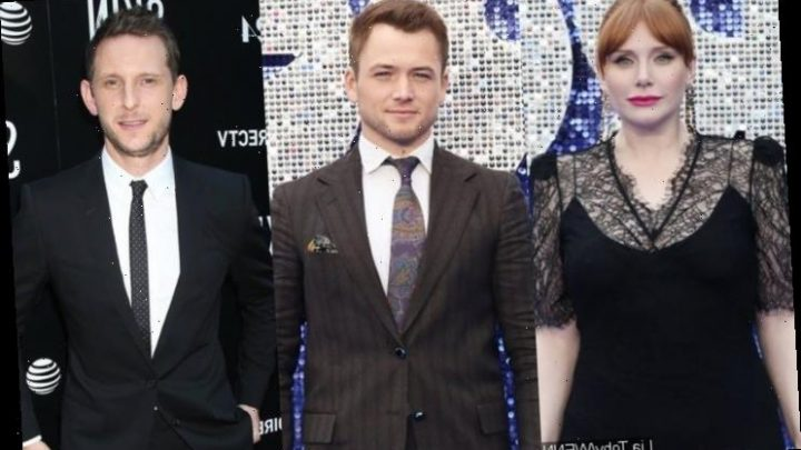 Bryce Dallas Howard Joins Taron Egerton and Jamie Bell at 'Rocketman' Concert Screening