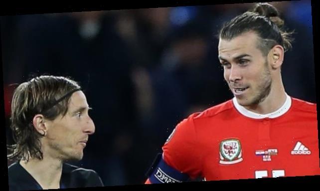 Wales 1-1 Croatia