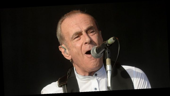Francis Rossi repeatedly turns down I'm A Celeb bosses over disgust for toilet