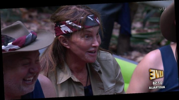 I'm A Celeb's Caitlyn hits Ant and Dec with Geordie accent in cheeky response