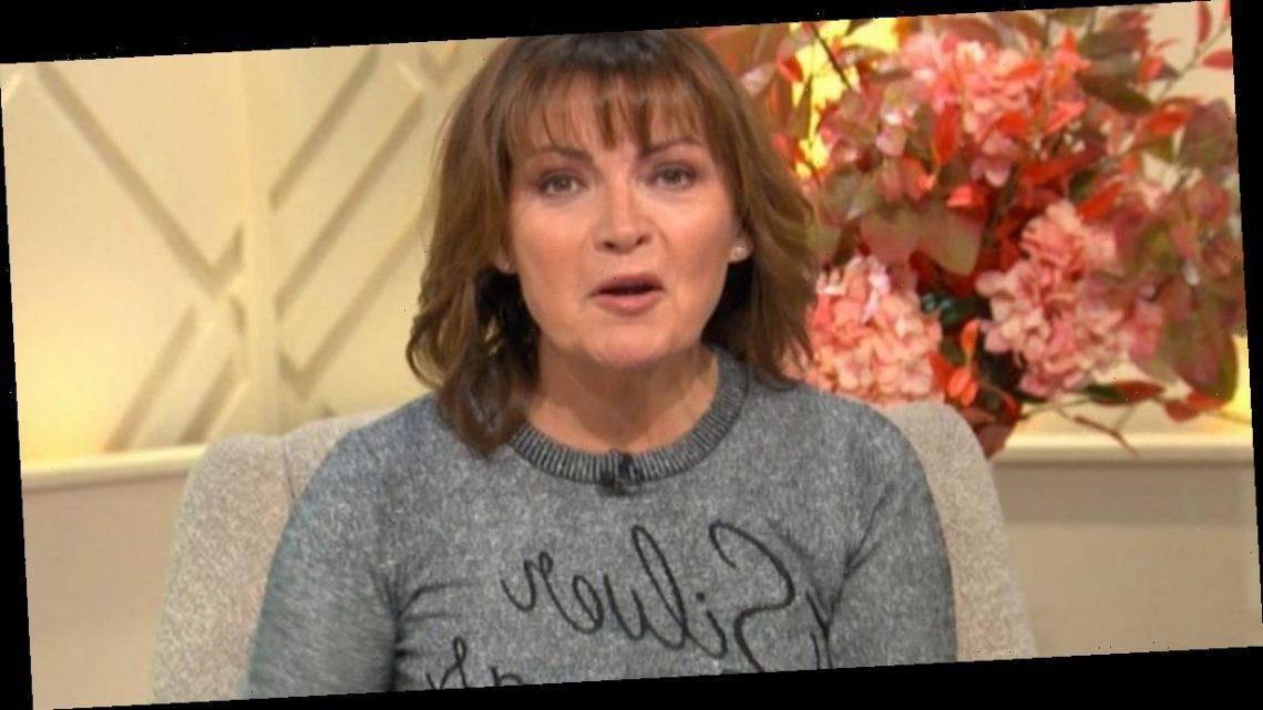 Lorraine Kelly savagely confronts Jennifer Arcuri over 'pointless' GMB interview
