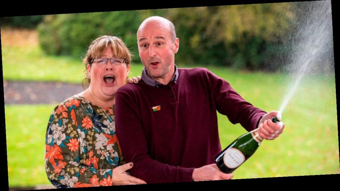 Couple win Euromillions same day wife gets all-clear after cancer diagnosis