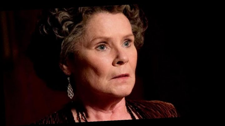Imelda Staunton the new Queen as she takes over from Olivia Colman in The Crown
