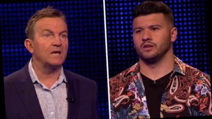 The Chase: 'I don't think so' Viewers in hysterics over contestant's question blunder