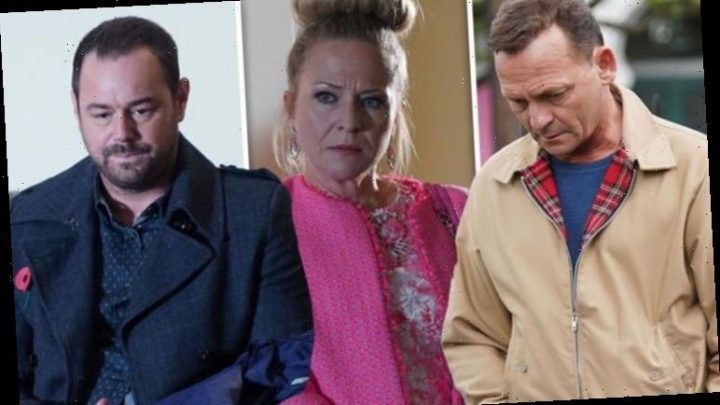 EastEnders spoilers: Linda and Mick Carter torn apart by Billy Mitchell affair?