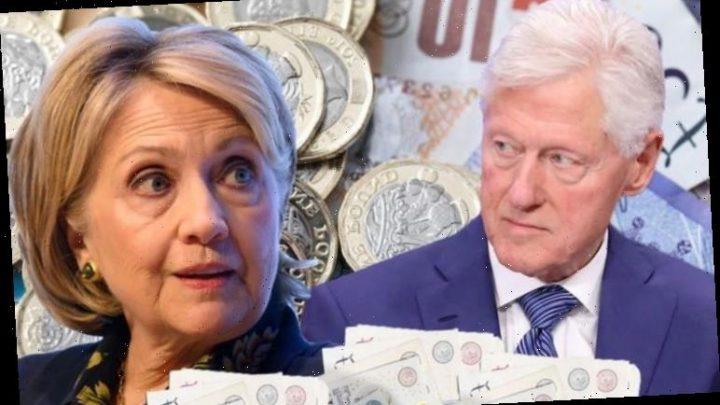 Hillary Clinton net worth: Is she richer than husband Bill Clinton?