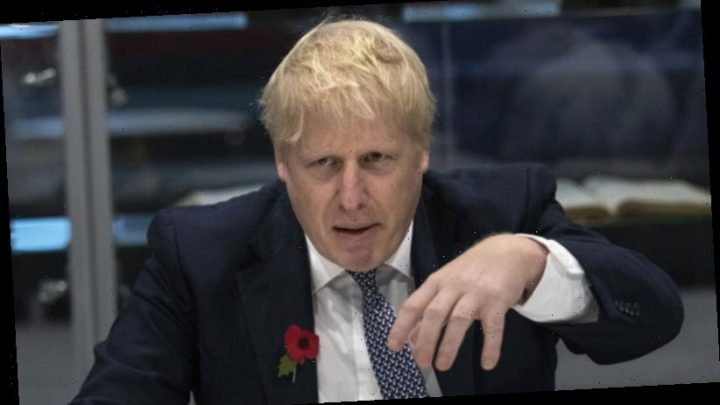 Boris Johnson stumbles out of election starting blocks with gaffe-strewn day