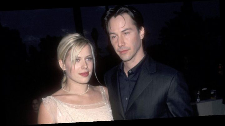 Keanu Reeves' complicated love life from A-list romances to tragedy