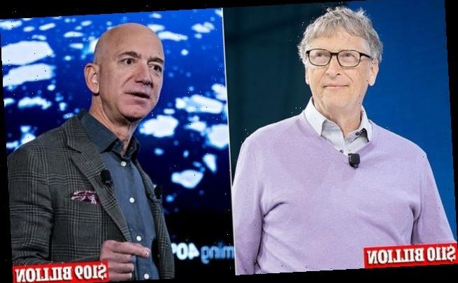 Bill Gates overtakes Jeff Bezos as the richest person in the world