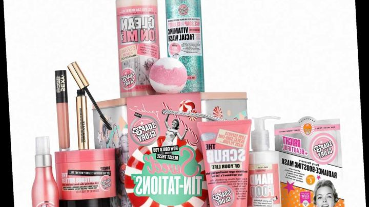 Boots launch Soap and Glory BIG GIFT packed with full size products- and you can save £50 on the price tag