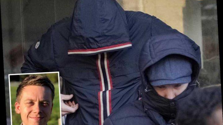 Three men in court after leftie writer Owen Jones 'karate-kicked' in London pub attack – The Sun
