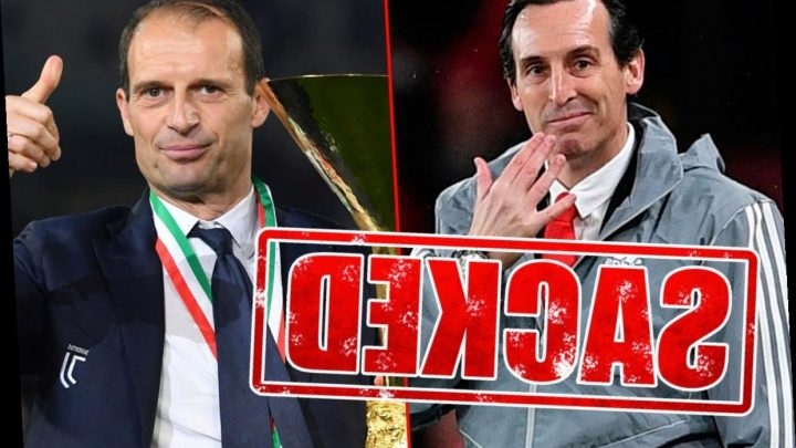 Emery sacked LIVE: Arsenal 'contact' Allegri, Ljungberg interim manager, Marcelino rumours rubbished – The Sun