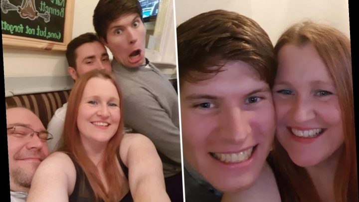 Heartbreaking last pics of son, 29, laughing in pub just hours before he was knifed to death on walk home