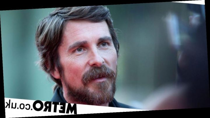 Christian Bale having a cockney accent on BBC Breakfast is still blowing minds