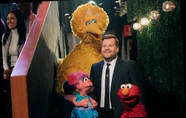 'Sesame Street' Cast Tells You How to Get to the 'Late Late Show' (Video)