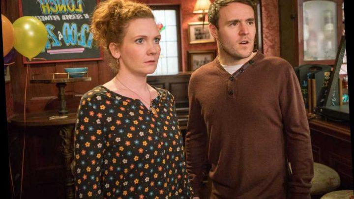 Corrie's Fiz and Tyrone to be left devastated when social services take their kids away in emotional New Year storyline – The Sun