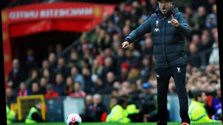 Jurgen Klopp had three meetings with Man Utd to replace David Moyes… but snubbed them for Liverpool – The Sun