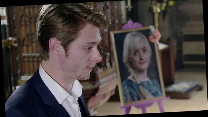 Coronation Street spoilers: First look at Sinead Tinker's funeral as Daniel returns to the cobbles