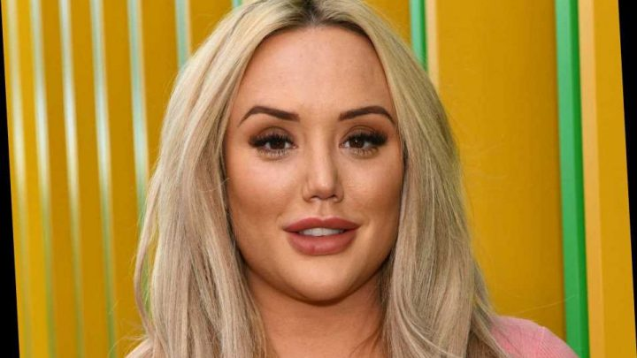 Charlotte Crosby puts on a brave face as she makes first appearance since Josh Ritchie split – The Sun