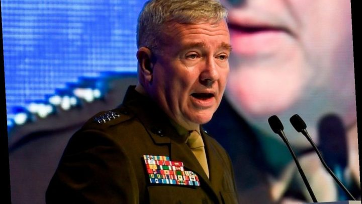 Top US general warns Iran is likely 'plotting major Middle East attack' after Saudi oil strikes
