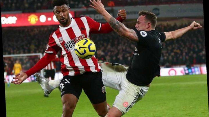 Man Utd fans slam Phil Jones after car crash defending leads to Sheff Utd opener as Solskjaer subs him off at half-time – The Sun