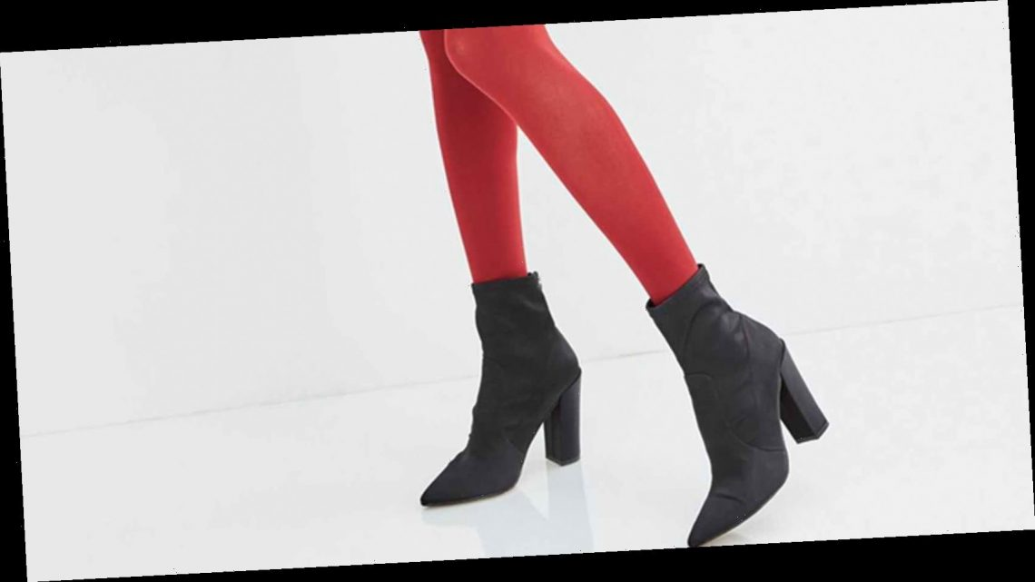 Upgrade Your Winter Wardrobe With 2 for $24 Nordstrom Tights!