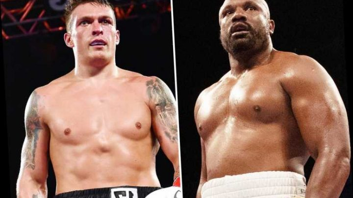 Dereck Chisora in talks to fight P4P superstar Oleksandr Usyk or Joseph Parker in next fight this February – The Sun
