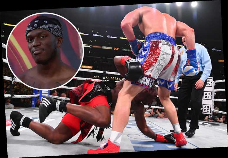 KSI insists Logan Paul was lucky not to be disqualified after dirty tactics during controversial fight – The Sun