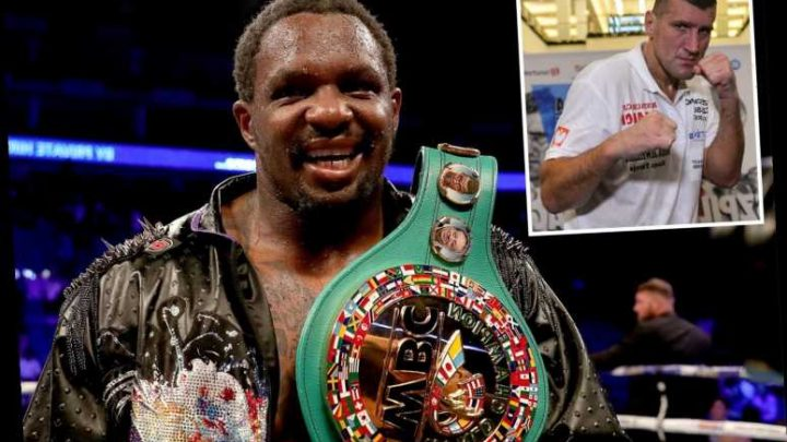 Dillian Whyte confirmed to fight Mariusz Wach on Anthony Joshua vs Andy Ruiz Jr 2 undercard despite drug controversy – The Sun