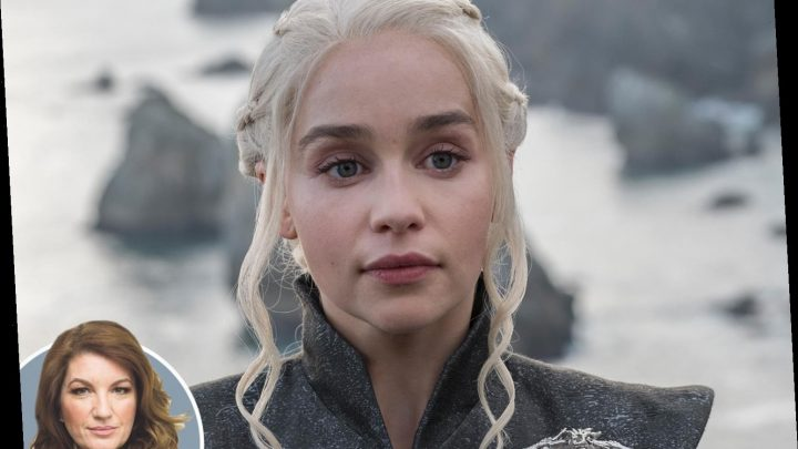 After Emilia Clarke was 'guilted' into getting naked for Game of Thrones, why is only female nudity essential to plots? – The Sun