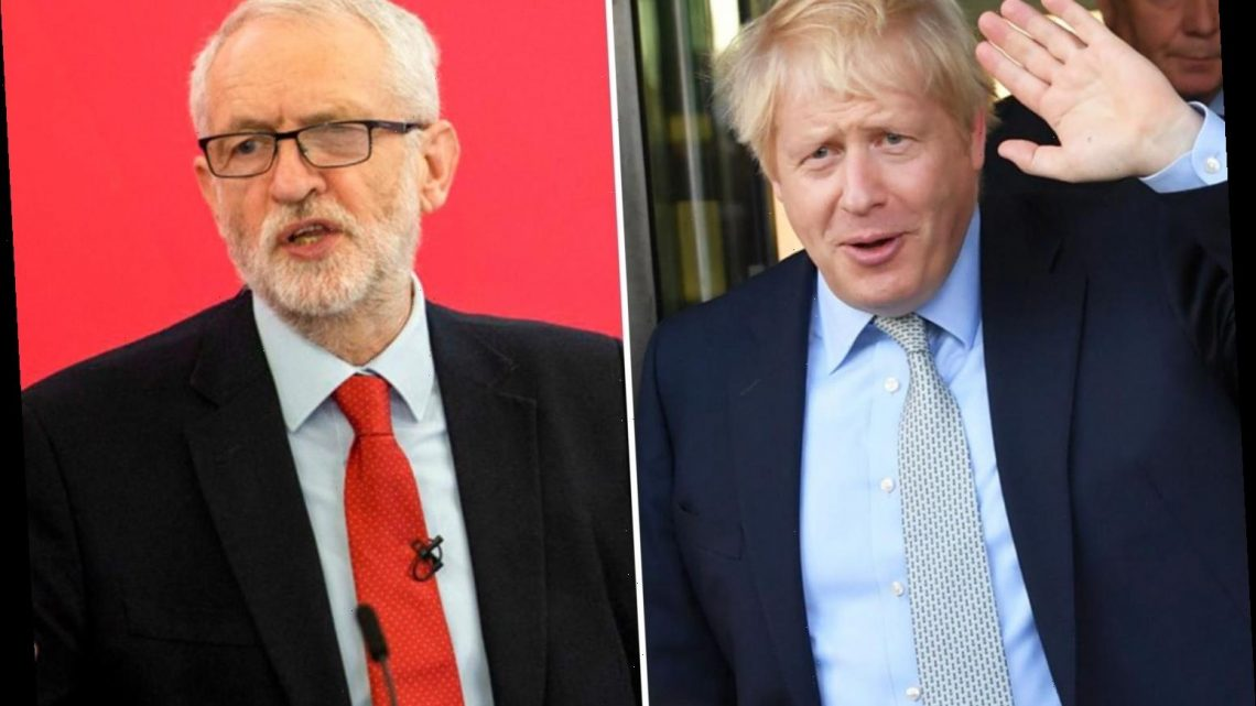 Nearly times as many Brits would prefer Boris Johnson as PM over Jeremy Corbyn, poll reveals – The Sun