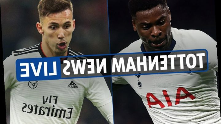 4.30pm Tottenham news LIVE: Grimaldo wanted by Spurs and Arsenal in January, Milan eye Aurier, Pochettino to Bayern – The Sun